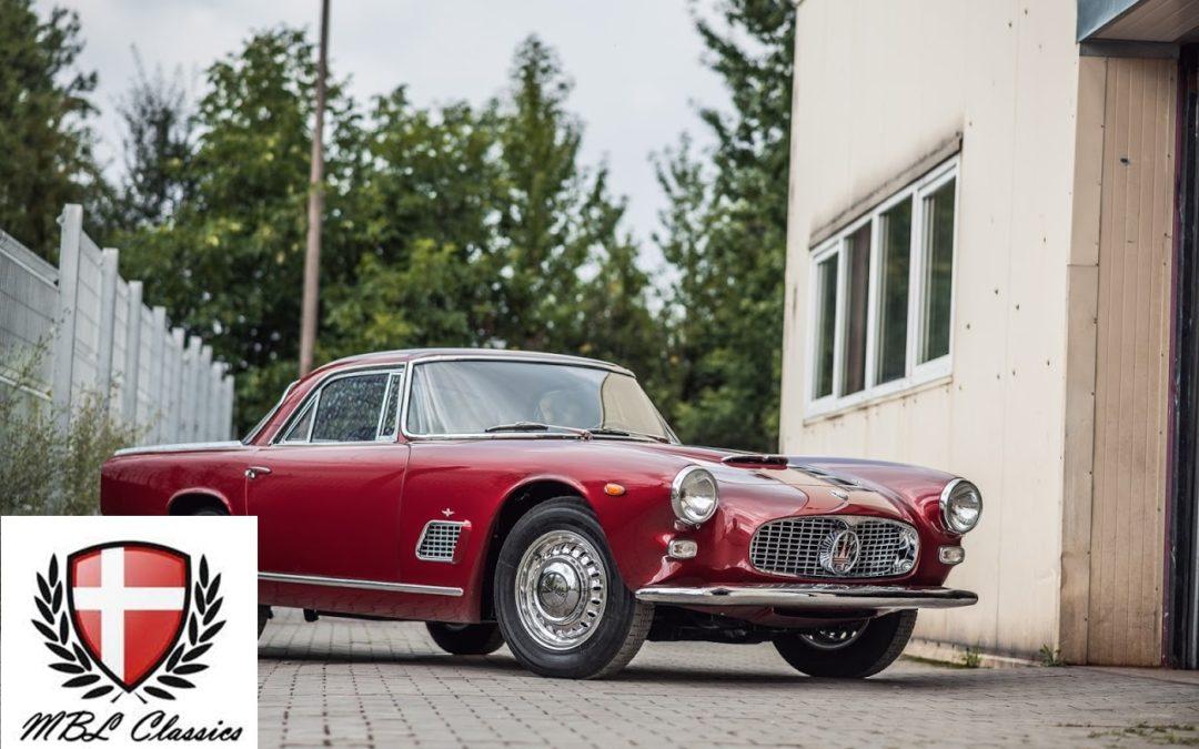 Centrum Renowacji Aut Maserati MBL Classic